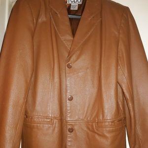 Clio, Leather Jacket, M
